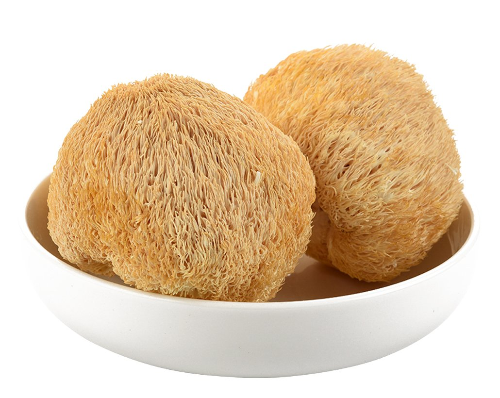 Helen Ou @ Gutian Specialty: Dried Lion's Mane Mushrooms or Hericium Erinaceus Raw Material Natural No Smoked Sulfur 猴头菇