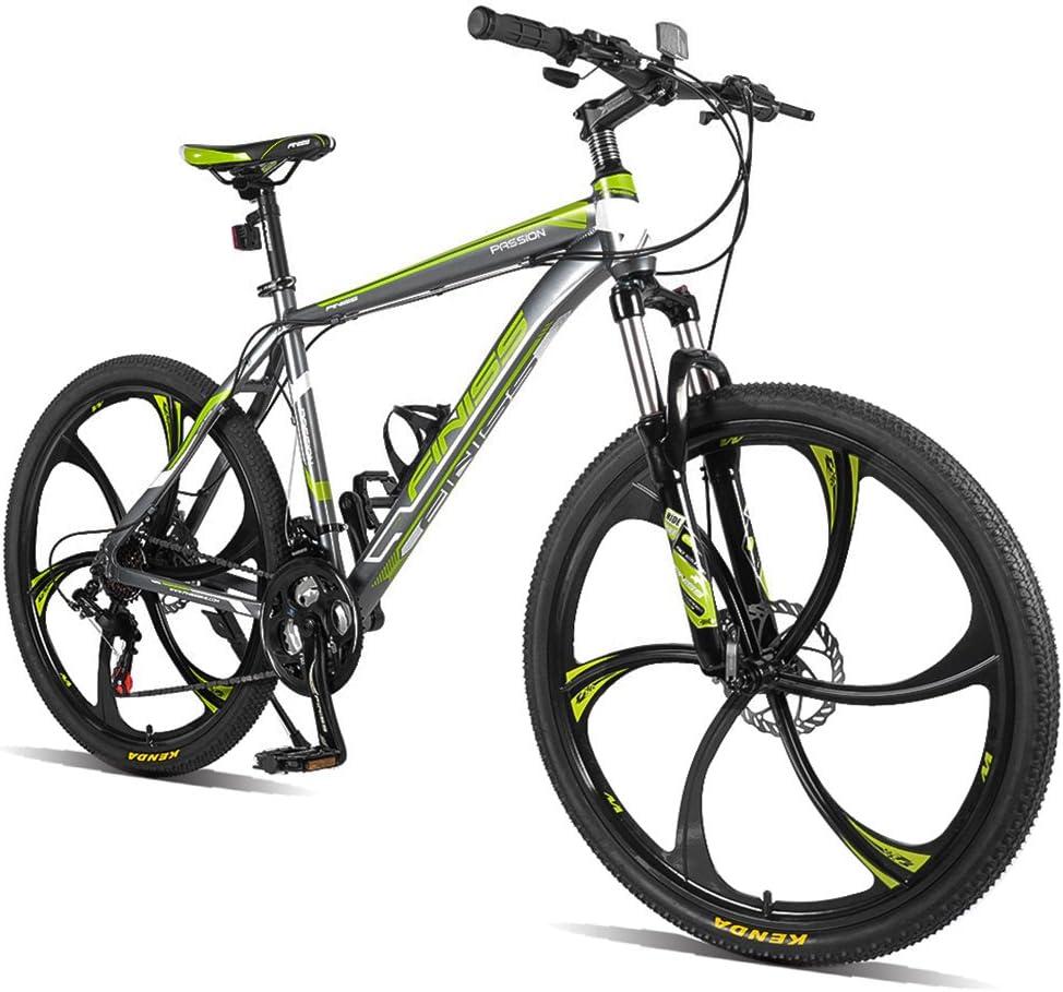 Merax Finnis Mountain bike review