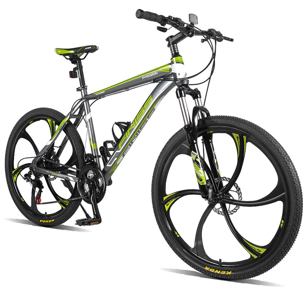 Merax Finiss 26-inch Aluminum 21-speed Mg Alloy Wheel Mountain Bike Reviews