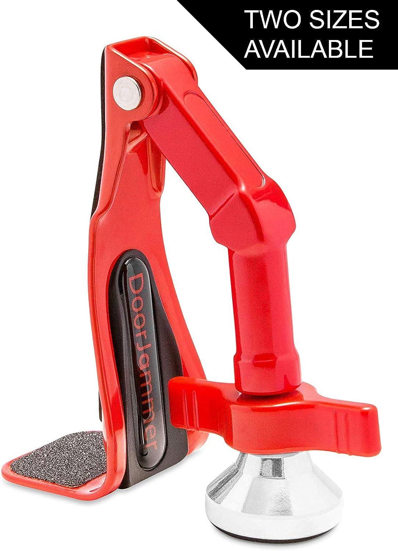 DoorJammer Portable Door Lock Brace for Home Security and Personal Protection (DJ3 - DoorJammer)