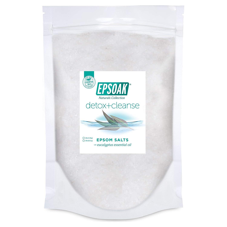 Epsoak Naturals Detox Cleanse 19 lbs.