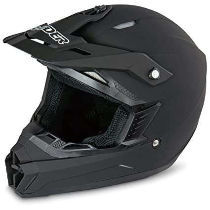 Raider Wildfire MX ATV Helmet