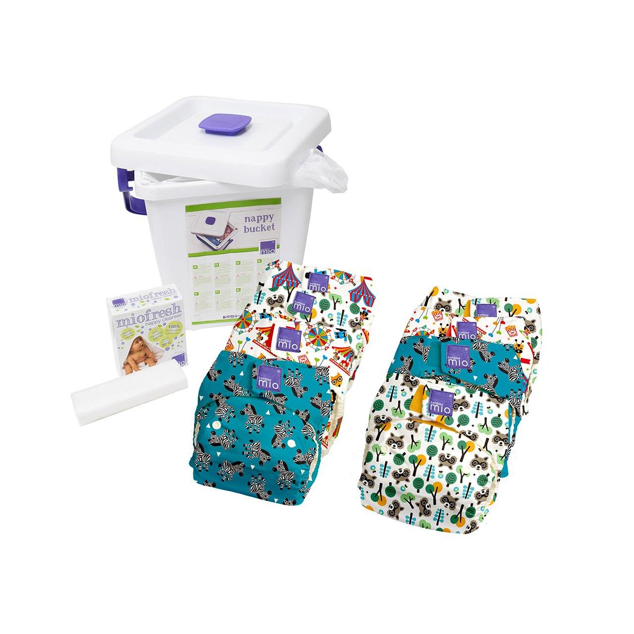 mix Bambino Mio miosolo pack de pa/ñales reutilizables