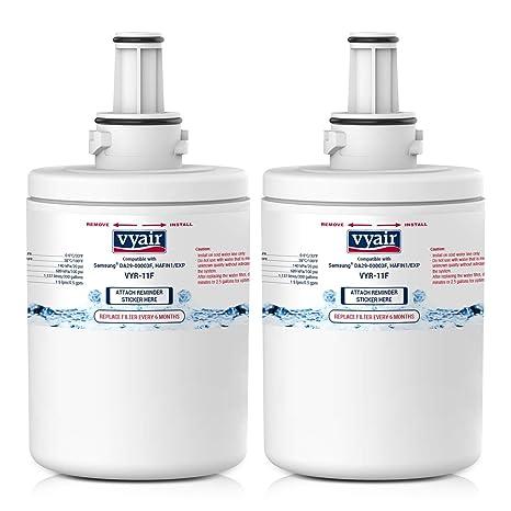 2 x VYAIR VYR-11F refrigerador de hielo y agua filtros para ...