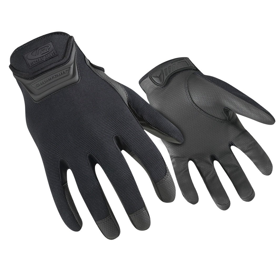 Ringers Gloves 507-10 LE Duty Gloves, Large