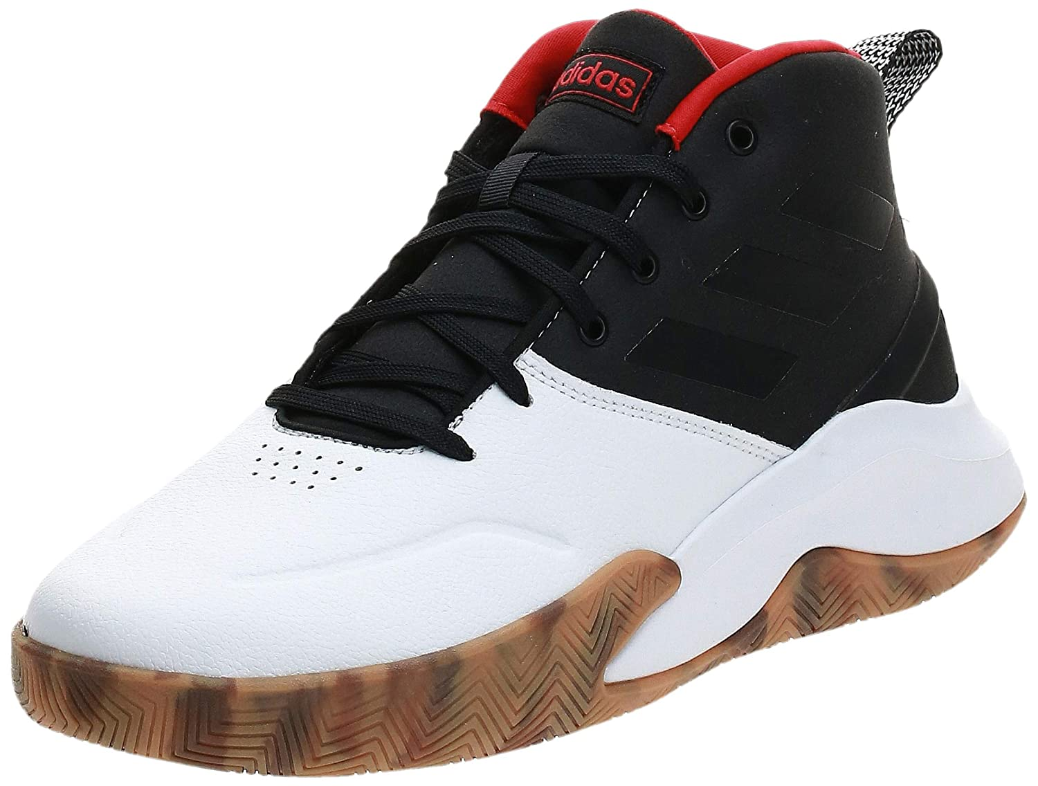 Ownthegame Leather Basketball Shoes