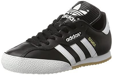 timeless design 72988 5e05d adidas Samba Super, Baskets Homme, Noir (Black Running White Footwear),