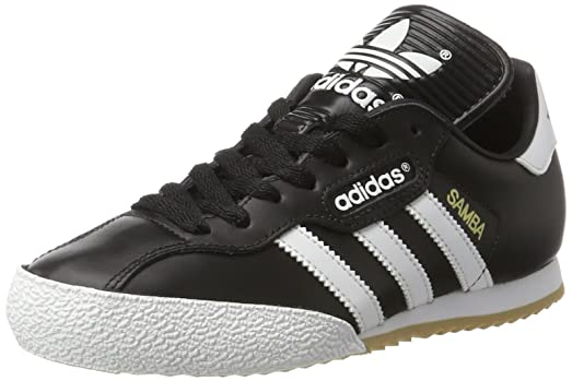 adidas leather trainers mens