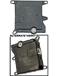 Umex Ab L Ac Sr on Hvac Heater Mode Door Lever Recirculation Actuator