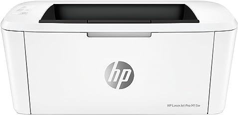 HP Impresora Láser inalámbrica Laserjet Pro M15w (W2G51A)