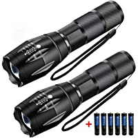 Deals on LQRLY Flashlights Portable S1000 High Lumen LED