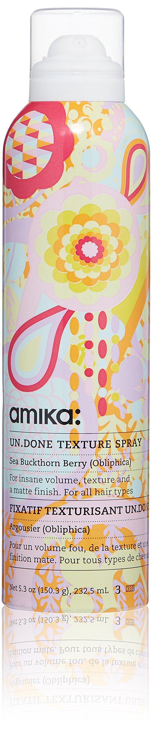 Amika Obliphica Un.Done Texture Spray, 5.3 oz
