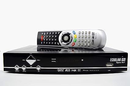 Echolink Open View 7 Full HD Satellite Receiver H 265: Amazon co uk