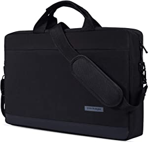 "15.6 Inch Laptop Bag for Acer Aspire 5/Acer Predator Helios 300/Acer Aspire E 15, Lenovo Thinkpad E590 15.6""/Lenovo IdeaPad 15.6, ASUS VivoBook, Dell, LG, HP, 15.6 Inch Laptop Sleeve Case Shoulder Bag"