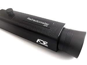 Ade Advanced Optics Abrewgo Automatic Temperature Compensation 0-32% Brix Refractometer