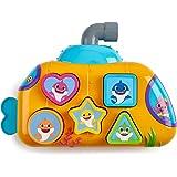 Pinkfong Baby Shark Melody Shape Sorter - Preschool Toy - by WowWee