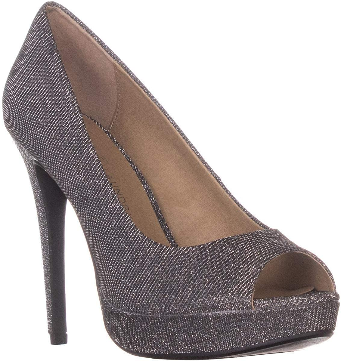 Chinese Laundry Womens Haley Solid Peep Toe Pumps