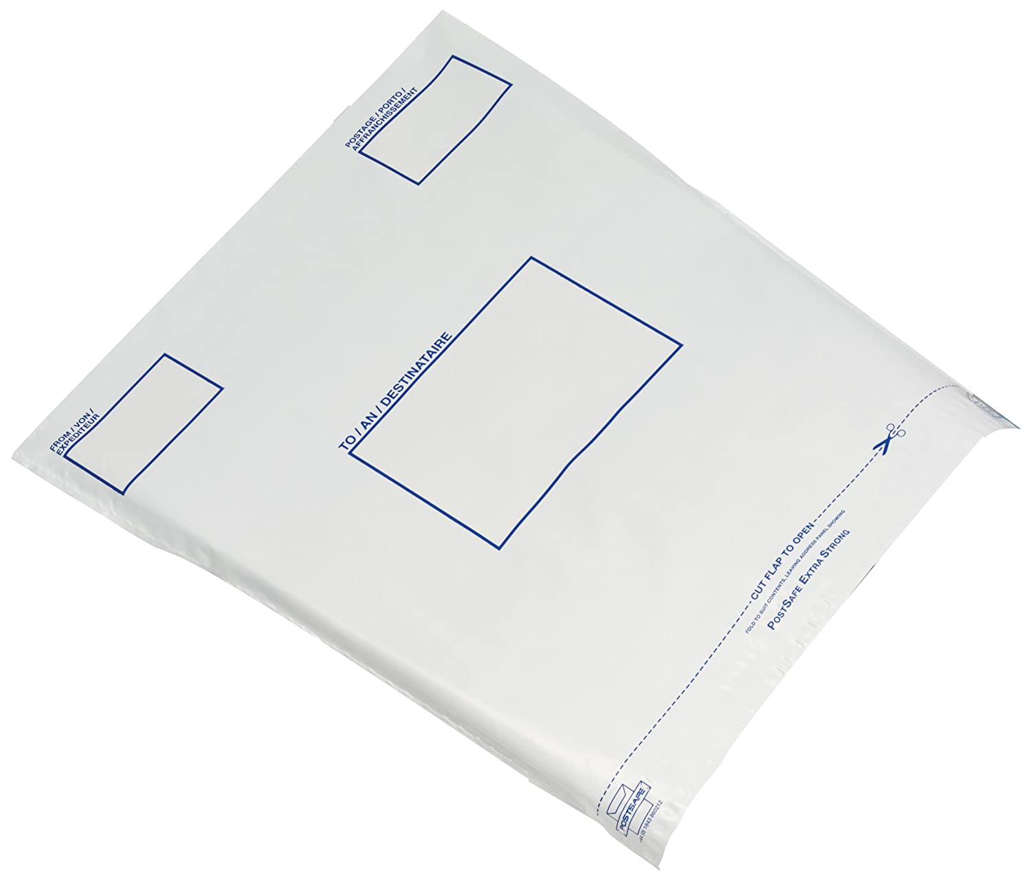 Post Safe Bio-Degradable Mailing PE-Bags 460 x 430mm Pack of 10