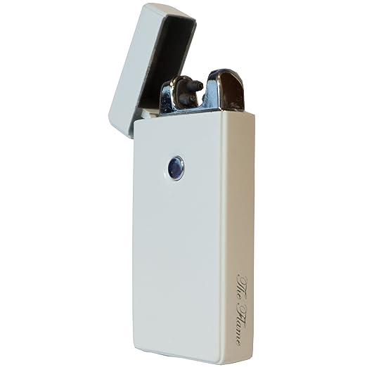 100 opinioni per Accendino Elettrico a Doppio Arco USB -The Flame- Ricarica Veloce, Antivento