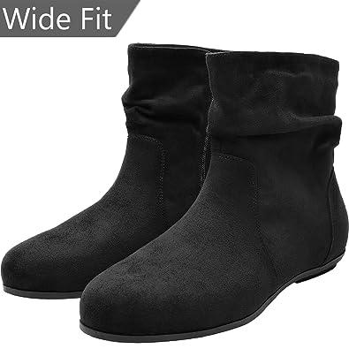 c5c6be184ba1 Women s Wide Width Ankle Boots