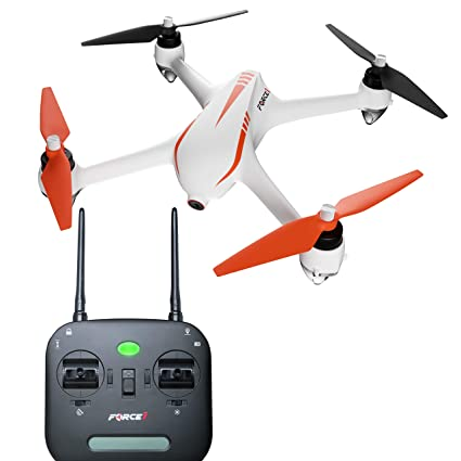 Drones with Camera and GPS – B2C Specter MJX Bugs 2 1080p Drones for Adults  or Teens, Brushless GPS Drone with Return Home Function and Extra