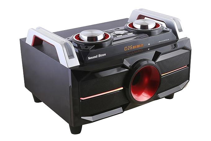 Sound Boss STAR HI-FI MINI BLASTER Portable Bluetooth Home theater music  system Speaker