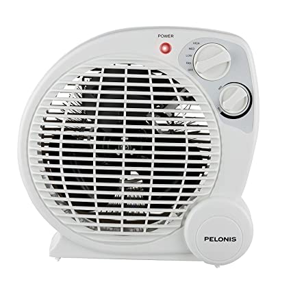 6bdbdeef9d PELONIS HB-211T 3-Speed Fan Heater with Adjustable Thermostat: Amazon.ca:  Home & Kitchen