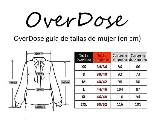 OverDose Conjuntos de lencería Mujer Seductive: Amazon.es: Ropa y accesorios