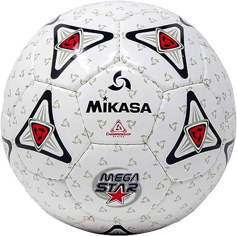 Mikasa PKC56 Megastar balón de fútbol (tamaño Oficial): Amazon.es ...