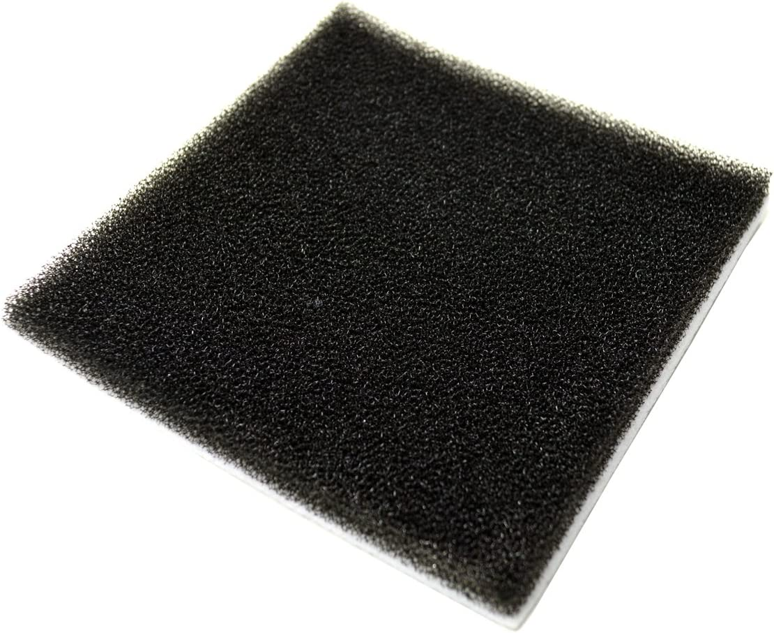 116.21514//21514 116.23613//23613 Canister Vacuum HQRP 10-Pack Foam Filter for Kenmore 116.21714//21714 116.21614//21614