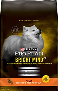 Pro Plan Bright Mind Adult 7+ Senior Dog Food