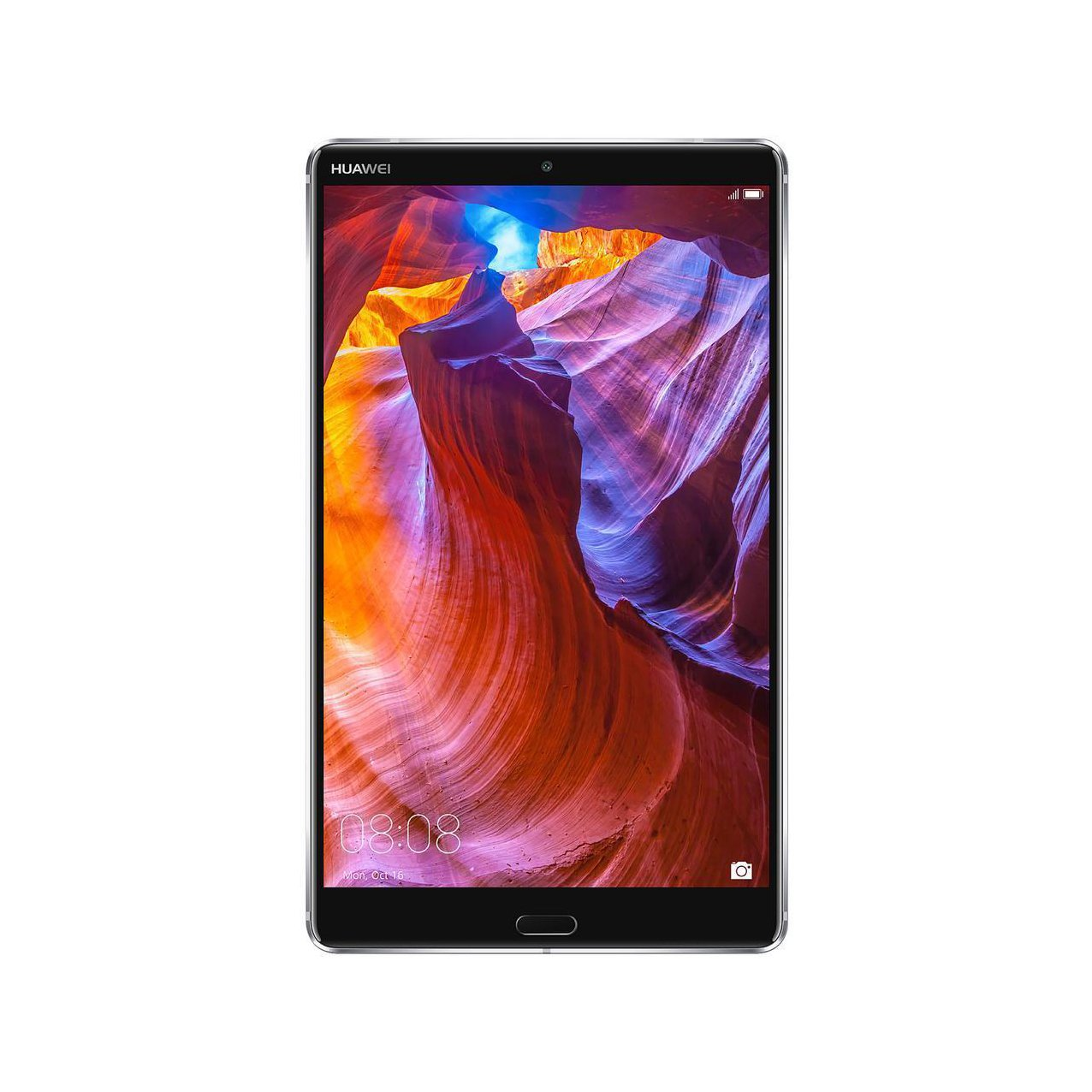 Huawei MediaPad M5 Android Tablet with 8.4'' 2.5D Display, Octa Core, Quick Charge, Dual Harman Kardon-Tuned Speakers, WiFi Only, 4Gb+64Gb, Space Gray (US Warranty)