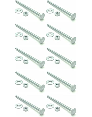Carriage Screws & Bolts | Amazon com