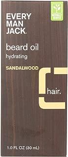 product image for Every Man Jack Beard Oil - Sandalwood - 1 oz.