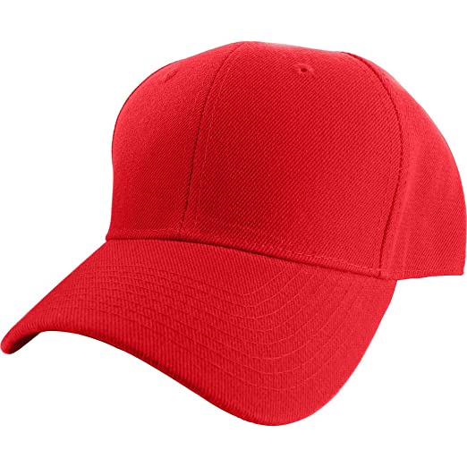 7dae2404725 DealStock Plain Fitted Sized Curved Visor Baseball Cap (15+ Colors 9 Sizes)  at Amazon Men s Clothing store