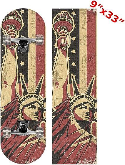 """Shake Junt Skateboard Griptape Die-Cut Logo Black Grip 9/"""" x 33/"""""""