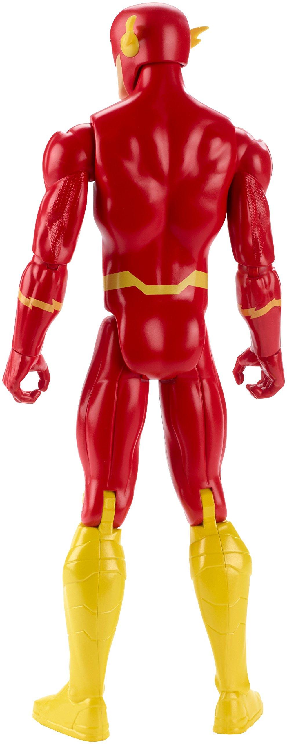 Justice League Action The Flash Figure, 12'' by Mattel (Image #3)