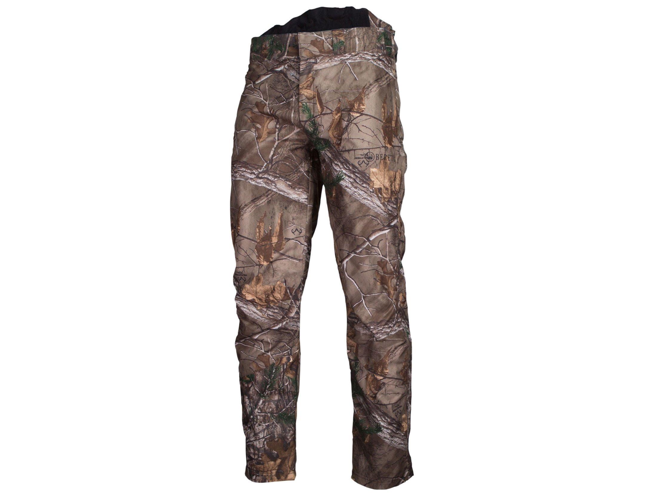 Beretta BECU22202295089exxl Light Active Pants, APXtra/Camo Xtra, 2X-Large