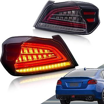 lenti trasparenti ZC Fanale posteriore a LED per WRX STI 2014-2018