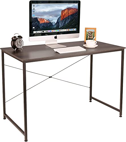 Writing Computer Desk Modern Simple Study Desk Industrial Style Laptop Table Review
