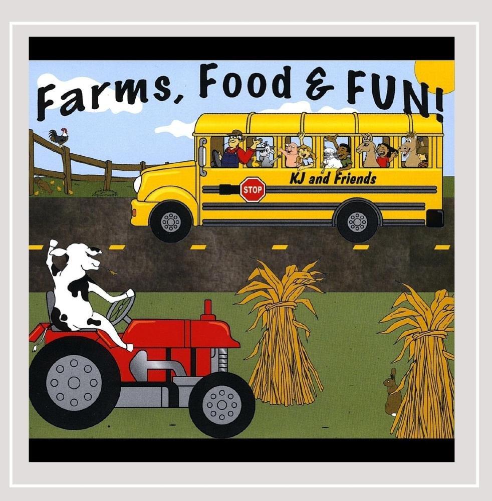 Farms, Food & Fun!