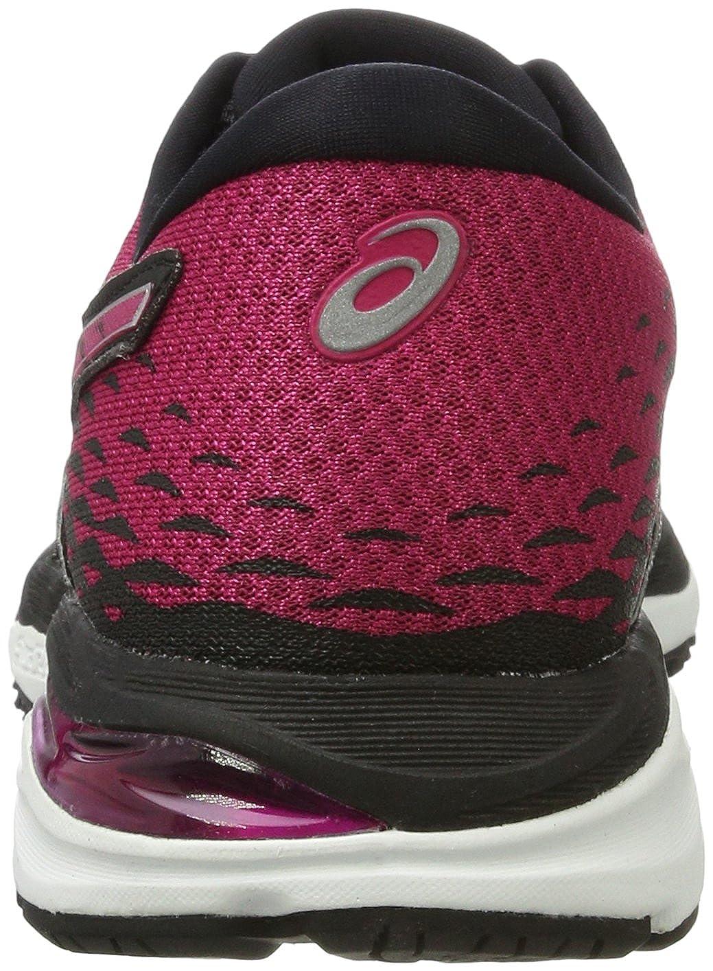 Amazon.com | Asics Gel Cumulus 19 Womens Running Shoes - Black-4.5 | Road Running