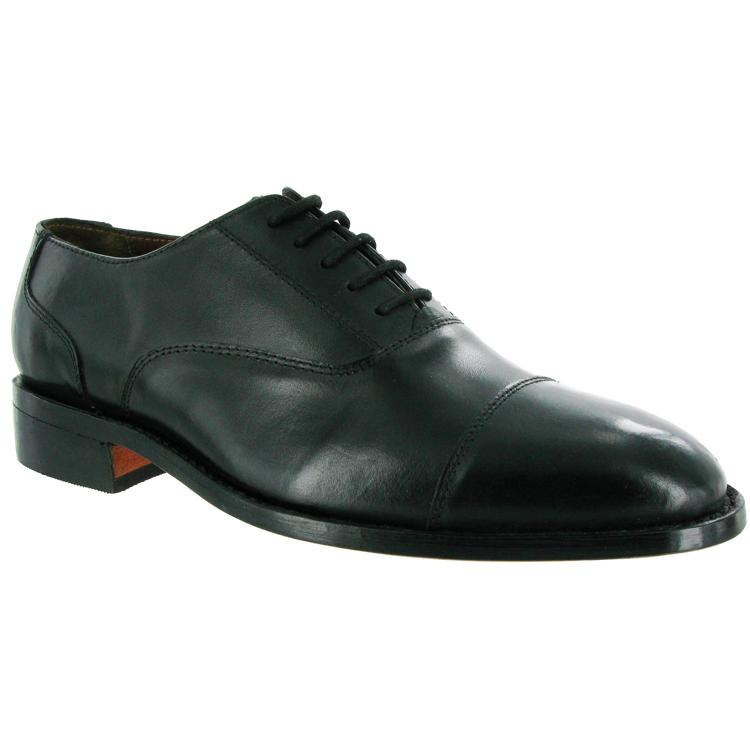 Amblers James Leather Soled Shoe / Mens Shoes (8.5 US) (Black) by Amblers