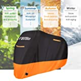 Favoto Motorcycle Cover All Season Universal