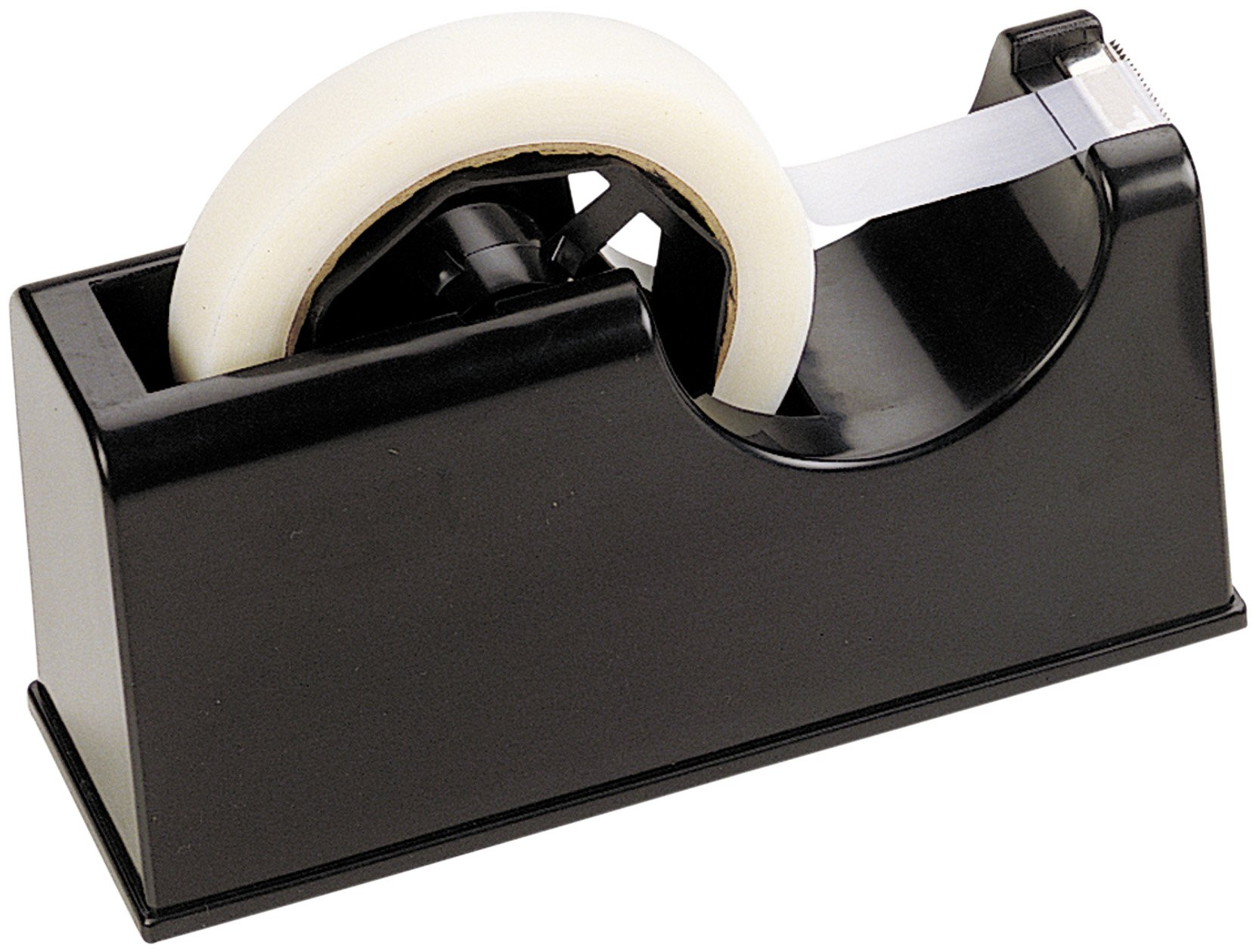 Officemate 2-in-1 Heavy Duty Tape Dispenser 1-Inch and 3-