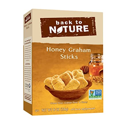 Back to Nature Galletas - Triple Jengibre - 9 oz: Amazon.com ...