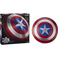 Marvel F0764 Hasbro Legends Series Avengers Falcon And Winter Soldier Captain America Premium Role Play Shield Adult Fan…