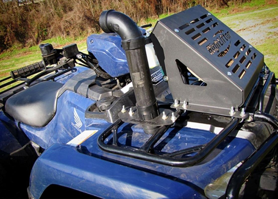 New High Lifter Snorkel Kit - 2014-2017 Honda TRX420FM1 Rancher 4x4 ATV by Honda