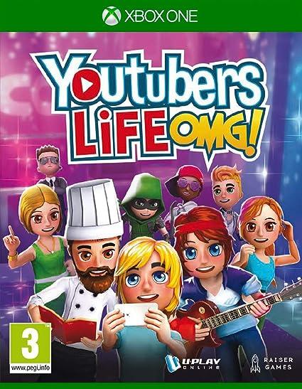 Youtubers Life, Xbox One: Amazon.es: Videojuegos