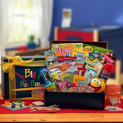 amazon com the big fun kids box toys games